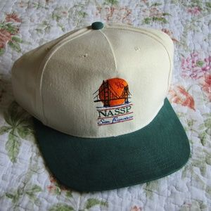 Vintage Embroidered San Francisco Snap Back Hat